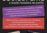 """Projeto """"Jogos Teatrais"""" teve encerramento com Sociodrama Público"""
