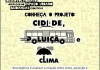Cidade, Poluição e Clima: inventário de transportes dos municípios de Santo André e Mauá