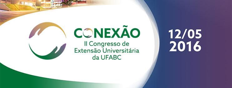 II Congresso de Extensão Universitária da UFABC