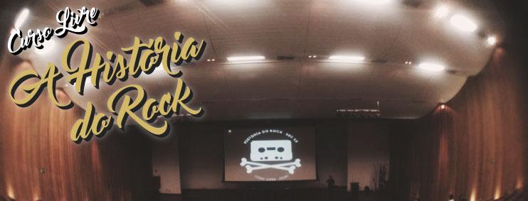 Curso Livre A História do Rock - UFABC